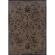 Revival Beige/Black Rug