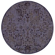 Revival Purple/Beige Rug