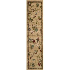 Emerson Gold/Brown Flamboyance Rug