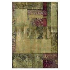<strong>Oriental Weavers Sphinx</strong> Generations Medium Green Rug