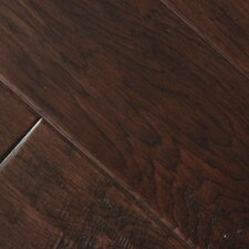 "Pacific 6-1/2"" Engineered Hickory Flooring in Antelope"