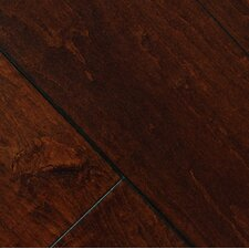 "Pacific 6-1/2"" Engineered Smooth Maple Flooring in Grainger"