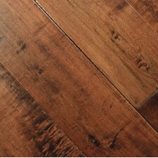 "English Pub 7-1/2"" Engineered Maple Flooring in Brandy Wine"