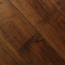 "English Pub 7-1/2"" Engineered Maple Flooring in Whiskey"