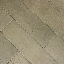 "Euro 5"" Solid White Oak Flooring in Oslo"
