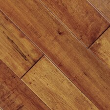 """Renaissance 4-3/4"""" Solid Maple Flooring in Champagne"""