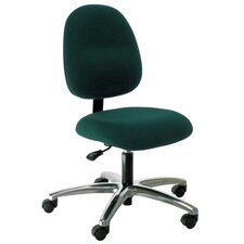 Mid-Back Desk Height Office Chair
