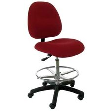 High-Back Bench Height Office Chair