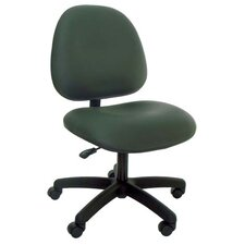 High-Back Desk Height Office Chair