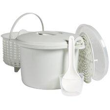 3.5-Quart Microwave Multi Cooker