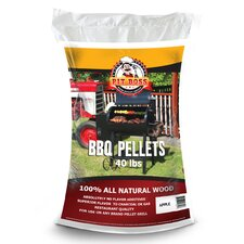 40 lbs Competition Blend Wood Pellets