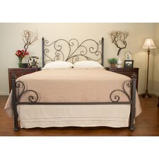 Ashley Metal Bed