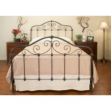 Chardonnay Metal Bed