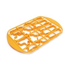 Bakeware Innovations Christmas and Halloween Cookie Cuttables Set