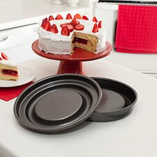 Bakeware Innovations Fill N Flip Round and Slice N Easy Set