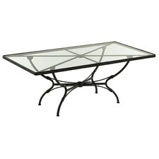 <strong>Sifas USA</strong> Kross Rectangular Dining Table
