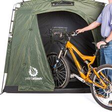 The YardStash III Outdoor Storage Tent