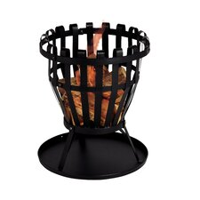 Brazier with Ash Tray Grill