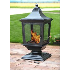Beacon Outdoor Fireplace