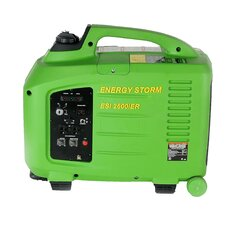 Energy Storm 2200W Inverter Generator with Recoil/Electric Start