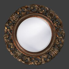 <strong>Howard Elliott</strong> Glendale Round Wall Mirror