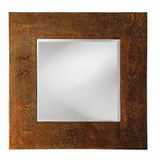 <strong>Howard Elliott</strong> Cassiday Wall Mirror in Mottled Bronze