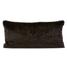 Sable Kidney Faux Fur Pillow