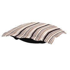 Puff Ribbon Ottoman Cushion