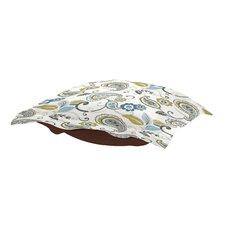 Puff Paisley Ottoman Cushion