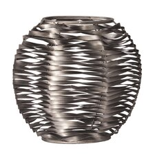 Twisted Metal Vase