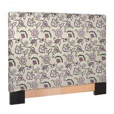 Slipcovered Avignon Panel Headboard