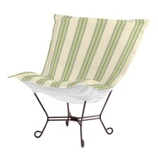 Puff Scroll Baja Lounge Chair