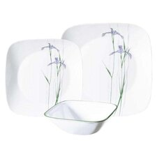 Square 18 Piece Dinnerware Set