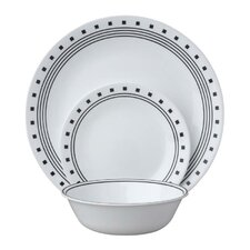 Livingware 18 Piece Dinnerware Set