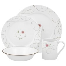 Impressions 16 Piece Dinnerware Set
