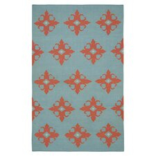 Swing Light Blue Rug