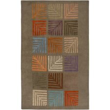 Anna Redmond Brown Area Rug