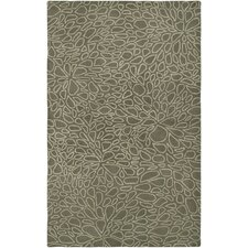 Anna Redmond Light Gray Rug
