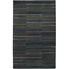 Anna Redmond Gray Area Rug