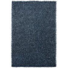 Jackson Shag Slate Blue Area Rug I