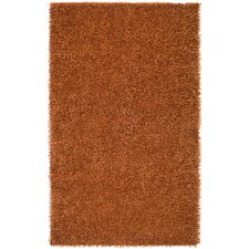 Kempton Shag Orange Area Rug