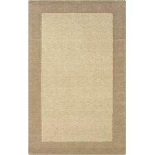 <strong>Rizzy Rugs</strong> Platoon Light Beige Solid Rug