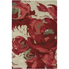Highland Beige Abstract Rug