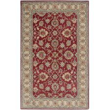 Camden Red/Beige Persian Rug