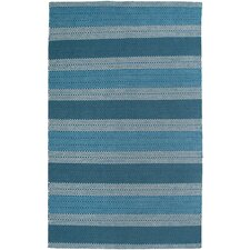 <strong>Rizzy Rugs</strong> Twist Light Blue Rug