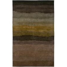 Colours Brown Area Rug