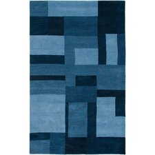 Colours Blue Area Rug