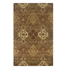 Destiny Brown Area Rug