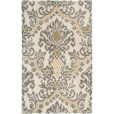 Destiny Beige Area Rug