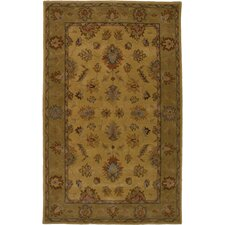 Bentley Light Gold/Brown Persian Rug
